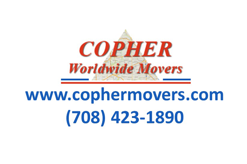 COPHER MOVERS