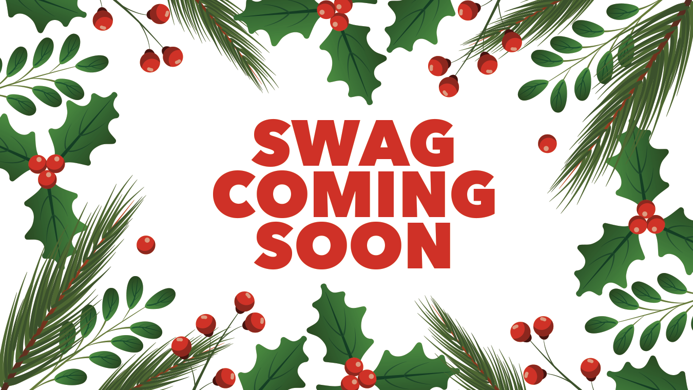 Check out Your Santa Hustle Swag